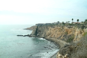 Cliffs of Palos Verdes