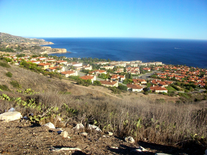 Palos Verdes Coastline off PV Drive South