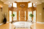 Luxury Home Entry