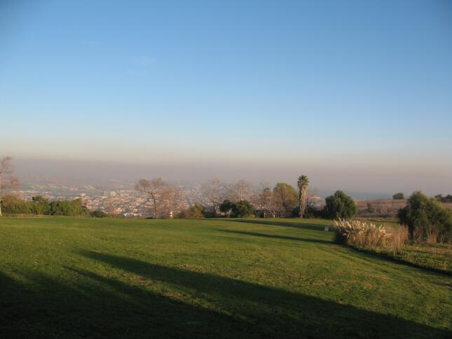 Park in the Mira Catalina area of Rancho Palos Verdes