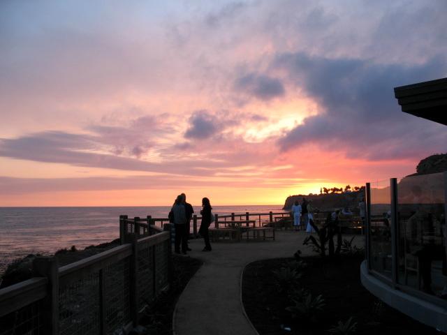 Sunset at Terranea - RPV