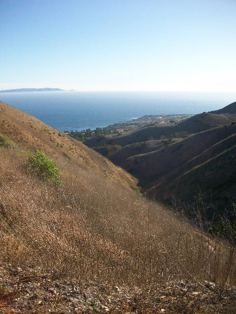 Del Cerro Park - Facing Southwest