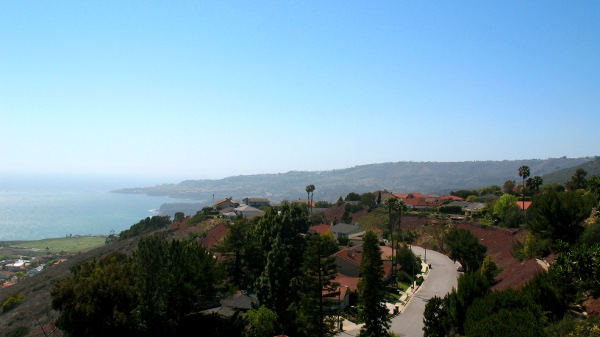 168 View of Palos Verdes Drive South Area