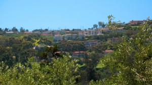 Palos Verdes Hillside Homes in Monte Malaga PVE