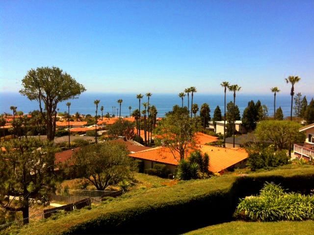 Ocean View homes in Palos Verdes CA