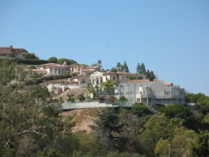 Luxury homes in Palos Verdes Estates