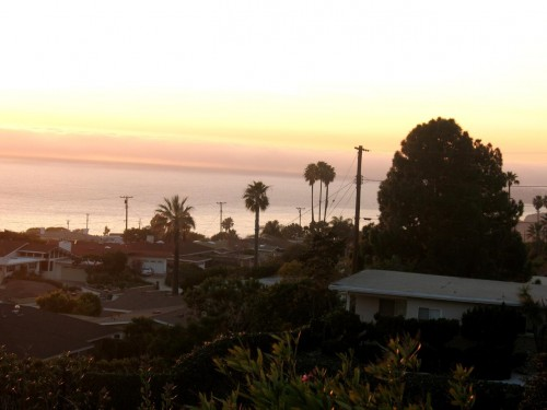 Palos Verdes in the Evening