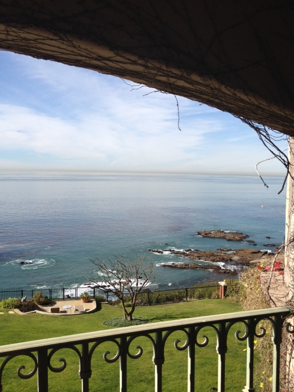170 View from Balcony in Rancho Palos Verdes