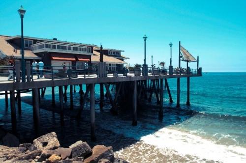 Pier in Redondo Beach