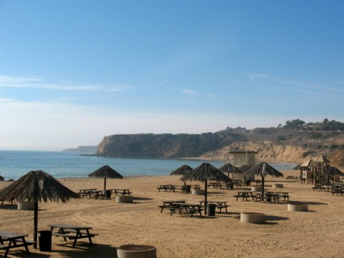 Portuguese Bend Beach Club - off of Palos Verdes Drive South