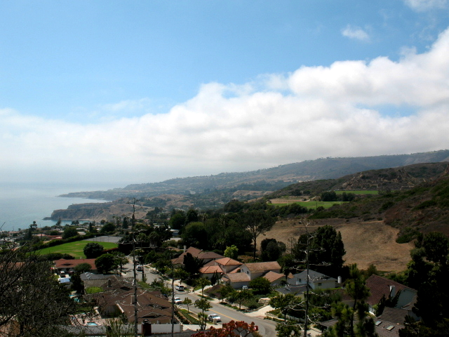 Ladera Linda neighborhood in Palos Verdes