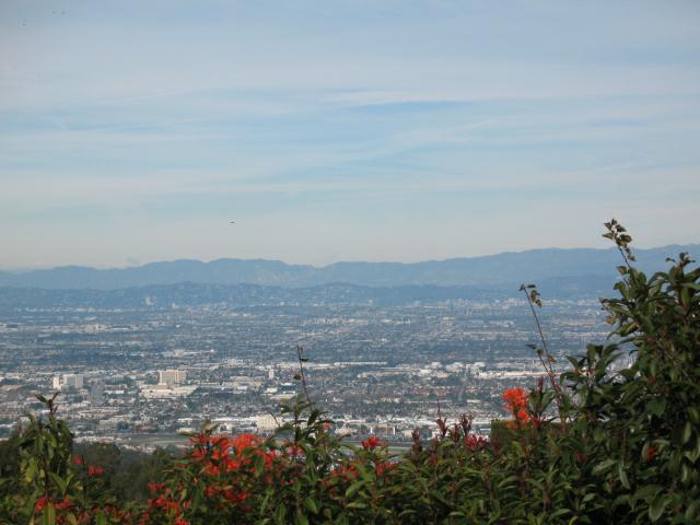 View in Palos Verdes of Los Angeles