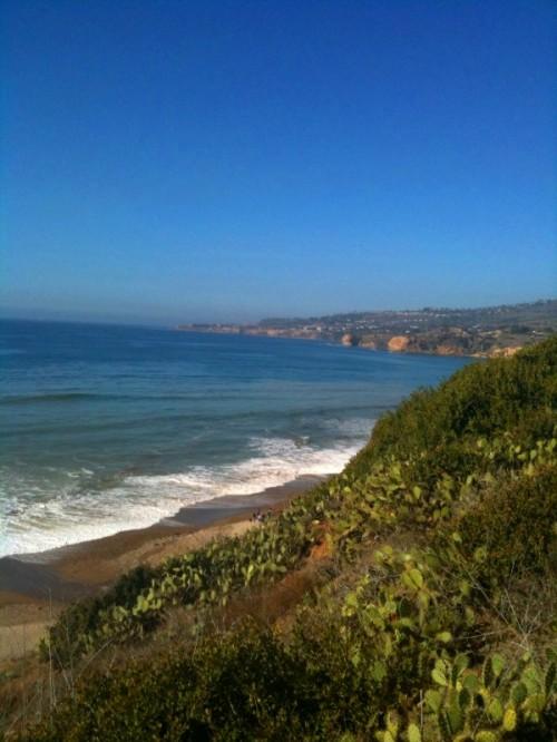 Water Views around Palos Verdes California