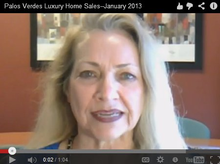YouTube - Palos Verdes Luxury Home Sales - Jan 2013