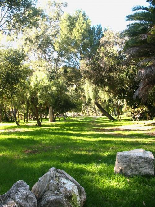 Valmonte Hiking Path