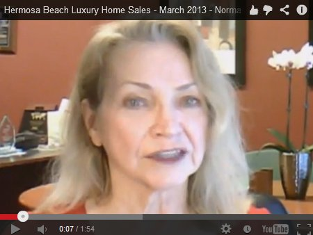 Youtube Norma Hermosa Home Sales Feb 2013