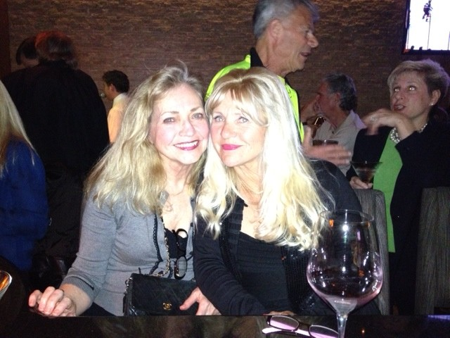 Norma and Yvonne 2013