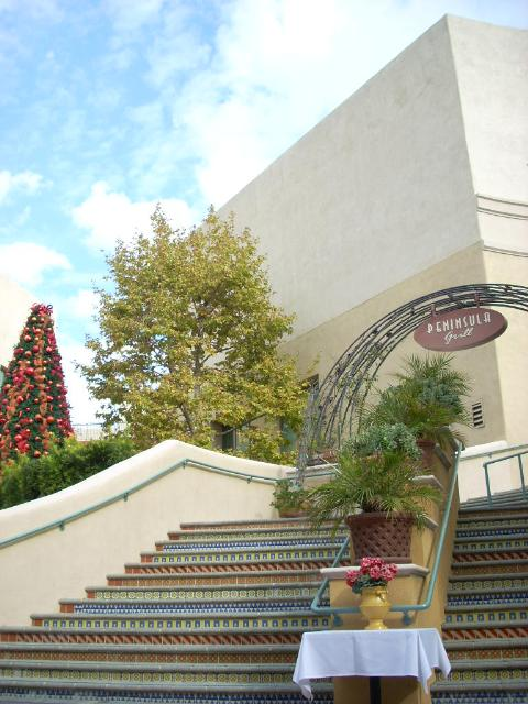Peninsula Mall in Palos Verdes