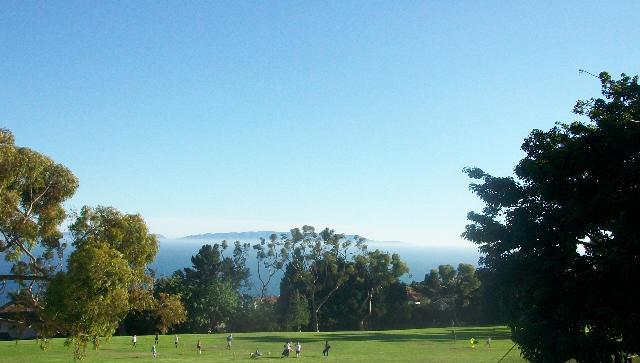 Ryan Park - Catalina Island - Facing South