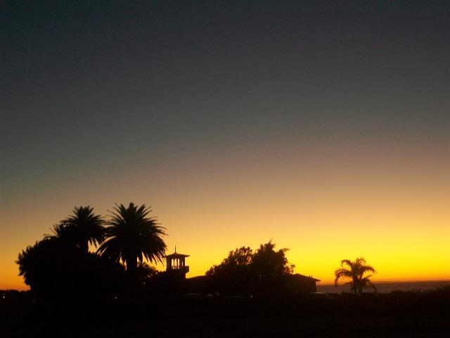 Lunada Bay Sunset