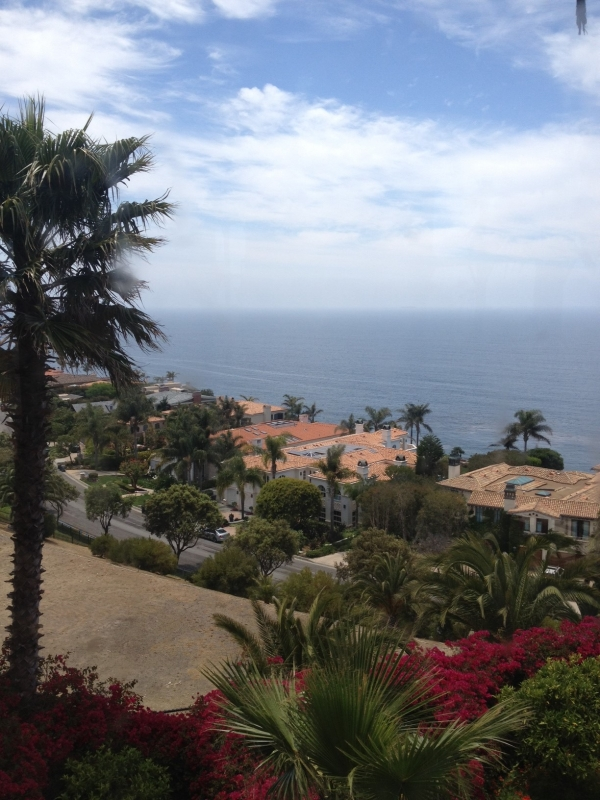 Luxury homes along the Palos Verdes coastline 2