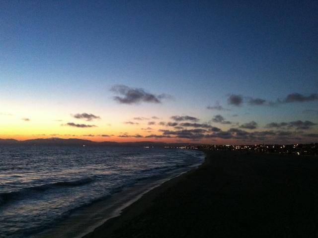 Hermosa Sunset