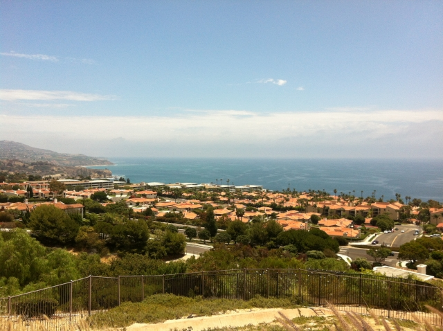 View from 8 Albero Ct - RPV