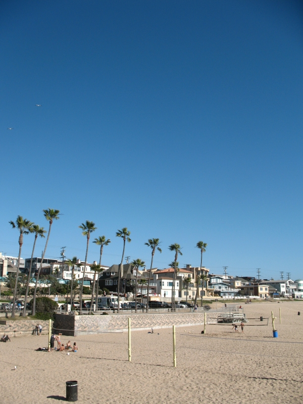 Strand homes in Manhattan Beach
