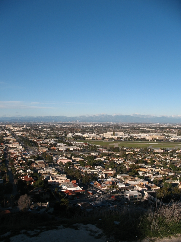 View from Via Pinzon 1