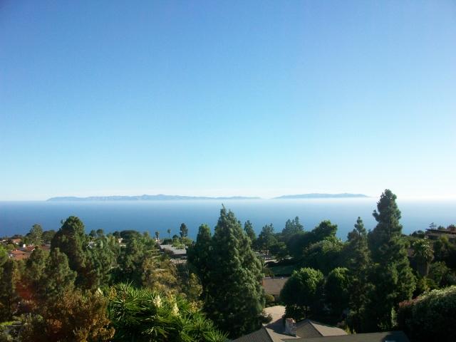 Above Mira Catalina