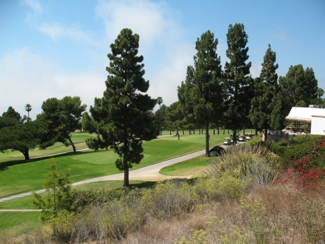 Los Verdes Golf Course in Palos Verdes