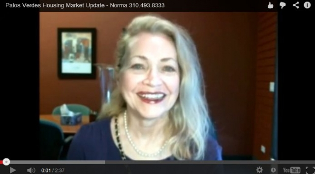 Toering and Team YouTube video - Palos Verdes Market Update
