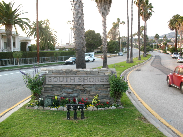 South Shores Sign