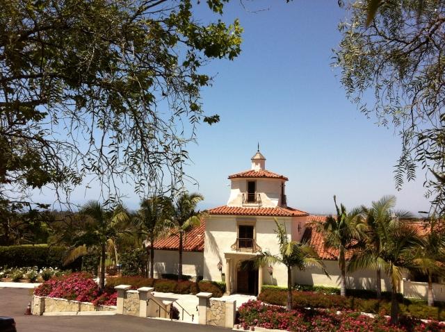 The gold club in Palos Verdes Estates