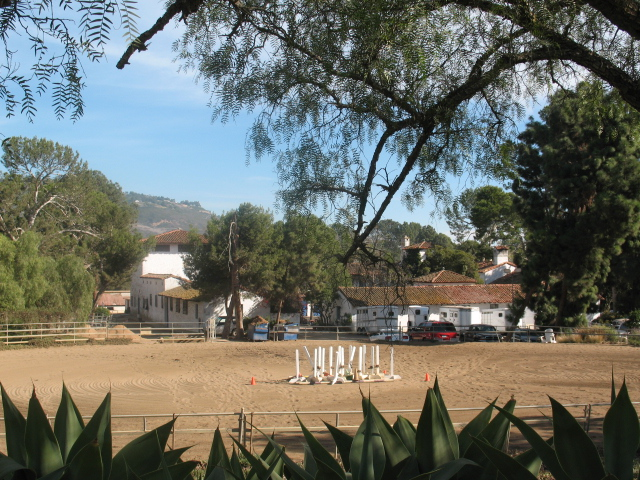 Riding Ring in Portuguese Bend - Palos Verdes