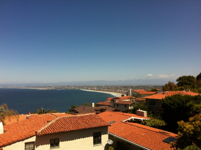 View from Malaga Cove