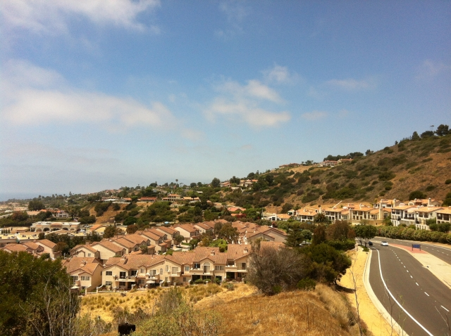 Above Golden Cove in Rancho Palos Verdes