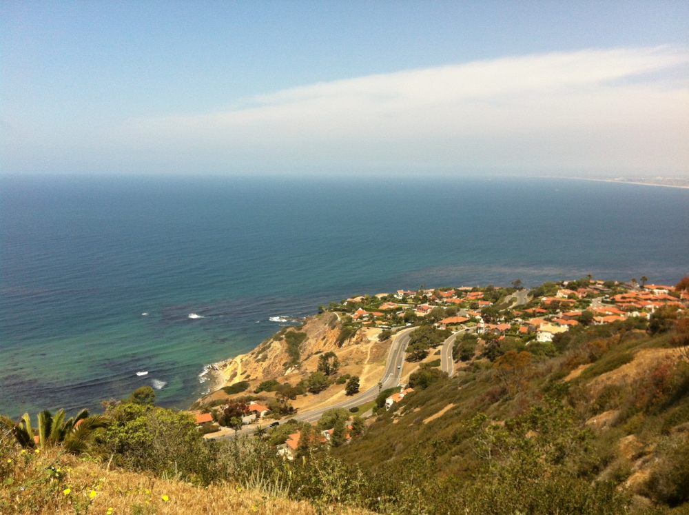 View from New York Hill in Monte Malaga