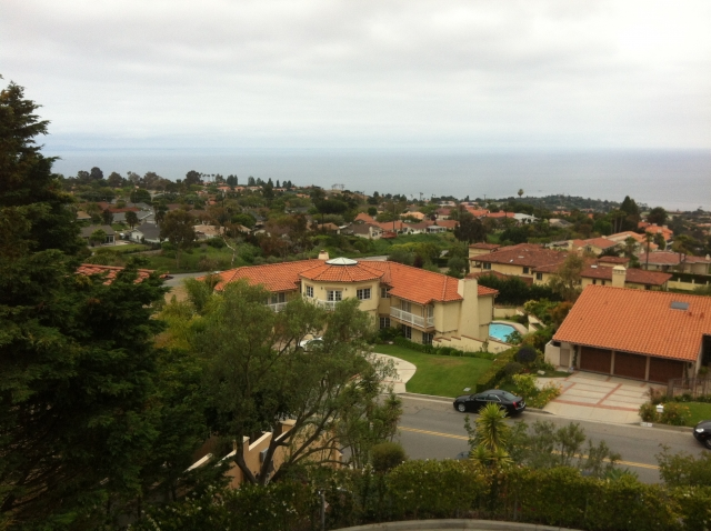 Palos Verdes Luxury Homes - Hillside homes in Monte Malaga