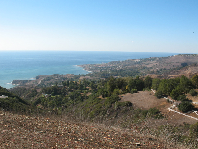 Rolling Hills in Palos Verdes - The gated city overlooking the Pacific