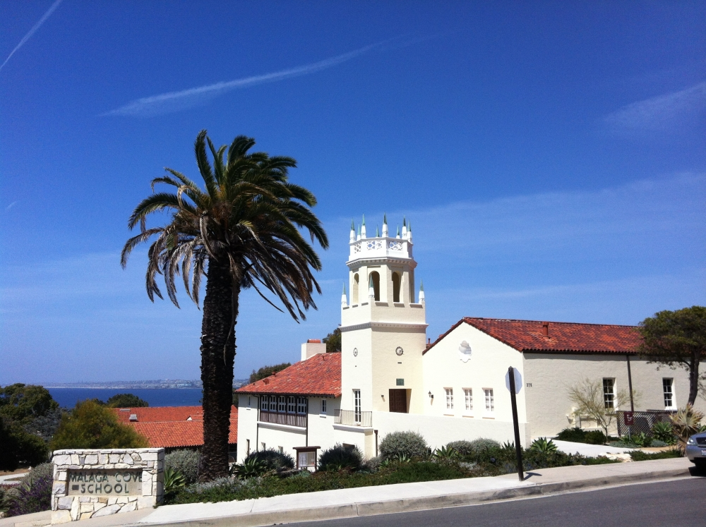 Malaga Cove School in Palos Verdes Estates