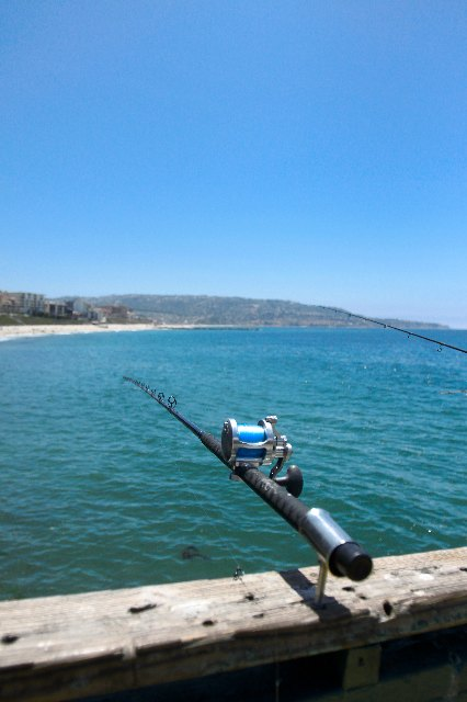 Looking back at PV and Hollywood Riviera from the pier.