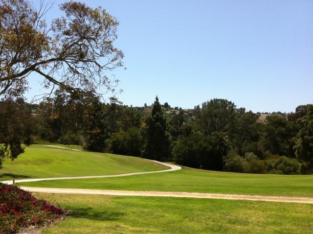 Golf at the Palos Verdes Club