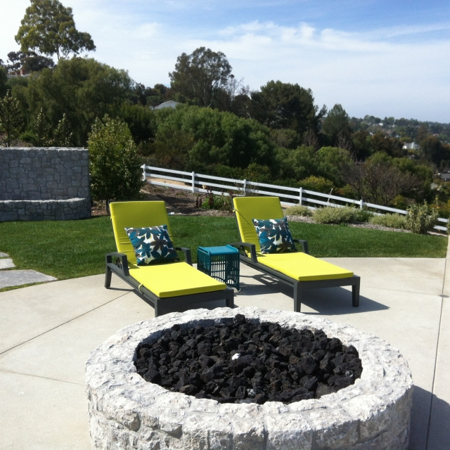 The relaxed lifestyle in Rolling Hills.
