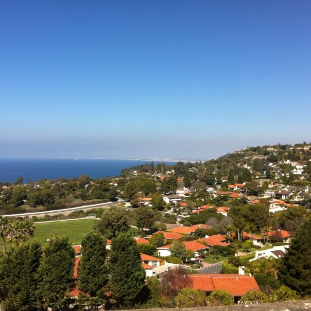 Lunada Bay neighborhood in Palos Verdes Estates CA