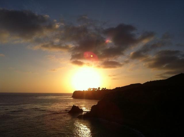 Sunset by Terranea in Palos Verdes