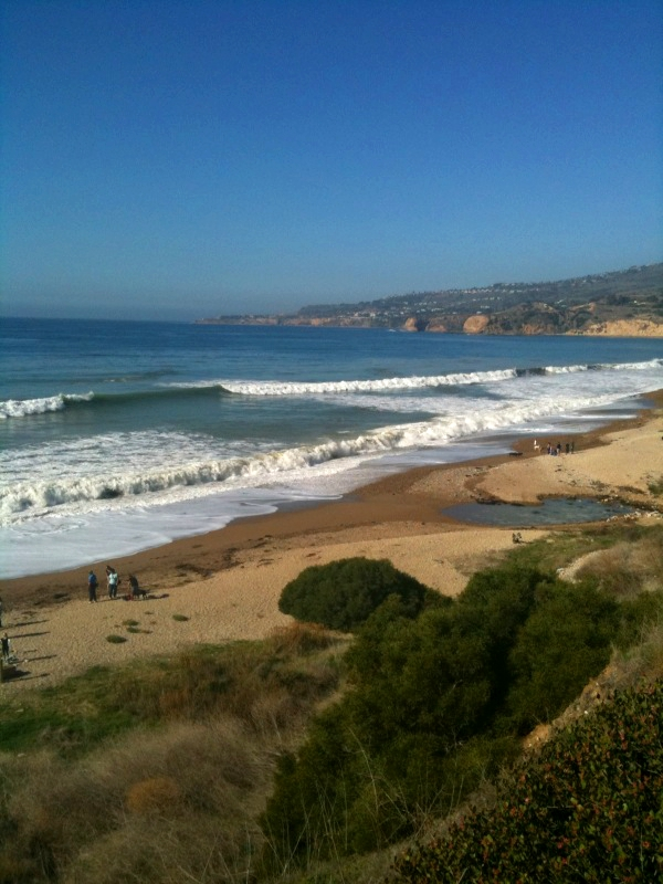 Beaches in Palos Verdes