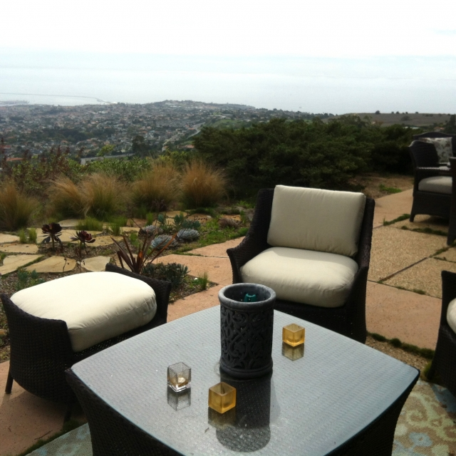 A commanding view from the PV Drive East area of Palos Verdes.