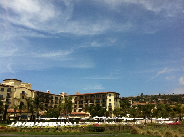 Terranea Resort in Palos Verdes