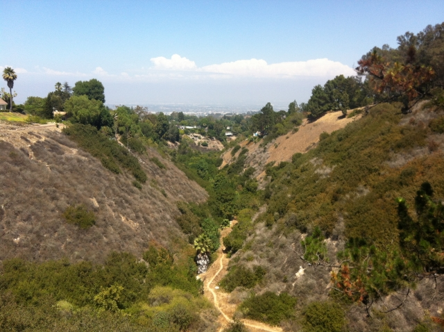 Chadwick Trail in Palos Verdes